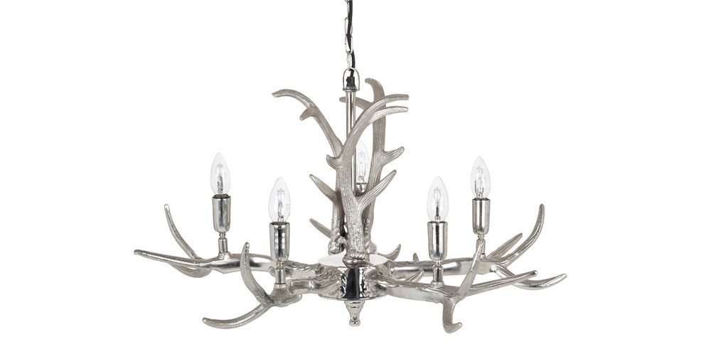 Stag Chandelier